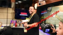 French Montana Gets Drunk Disses 50 Cent & Dumps Effen Vodka In The Trash