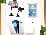 Samsung Galaxy Grand Plus/ Grand Neo/ Grand Lite I9060 I9062 I9060I i9080: Etui rabattable