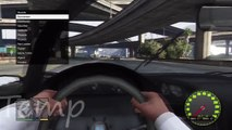 [PS3/GTAV] First person and speedometer mod