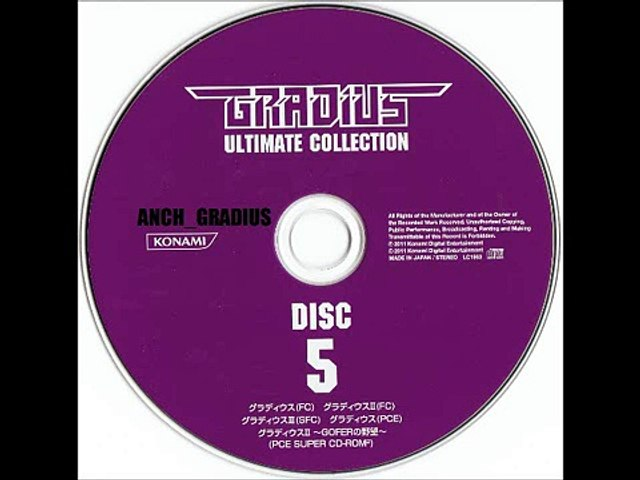 Gradius Ultimate Collection 5 -Gradius II GOFER no Yabou NES- 23 Something  Ghostly - video dailymotion