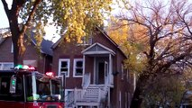 Chicago Fire Department: On Scene House Showing Smoke (House Fire) [Full Video]