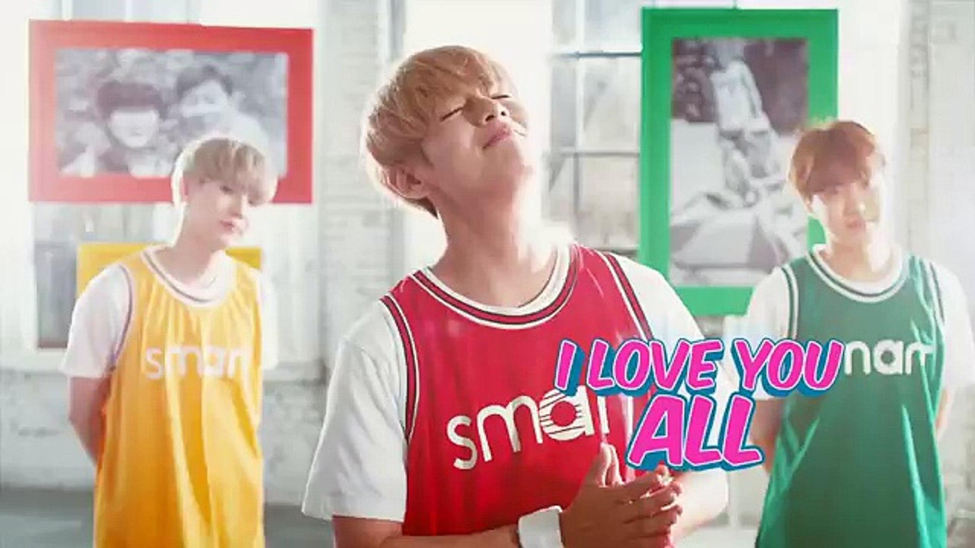 BTS X GFRIEND Family song MV smart school uniform