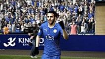 FIFA 15 Riyad Mahrez ● PFA Player Of The Year ● Skills & Goals - Leicester City HD 60FPS