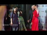 Ranveer Singh & Deepika Padukone At Filmfare Awards Red Carpet 2016 - Bajirao Mastani