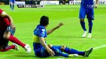 Gol de Tevez (1-0) - Boca Juniors 3 - 1 Cerro Porteño - 8vos de final Copa Libertadores 2016
