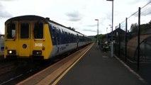 NIR 450 Class Thumper 459 - Greenisland - 29/8/11