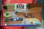 Fala Cidade -  19-04-2013 - Tráfico de drogas = megaoperação prende 29 na região