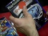 Unpacking KH & Captain Tsubasa NDS Jak and Daxter PSP Vancouver PS3 Snowboard PS2 (German)