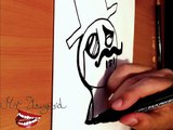 How to Draw Memes Meme Faces Simple and color it Easy: LIKE A SIR | SPEED DRAWING