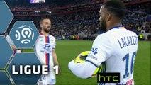 Le triplé de Lacazette envoie Lyon en Ligue des champions- 37ème journée de Ligue 1 / 2015-16