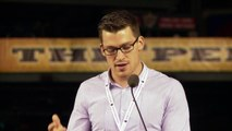 Andrew Ference, NHL Defenceman (Edmonton Oilers) 'A Better Way of Doing Business'