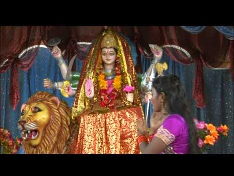 Bhojpuri Devi Geet - Maiya Ke Darbar Me | Shobhela Darbar Mai Ke | Rekha Raj Chauhan