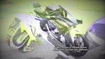 VALENTINO ROSSI TEST All New YAMAHA R25 250cc Race Bike