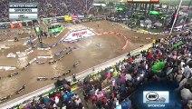 2016 Las Vegas Supercross 250 West Heat 1  Monster Energy Supercross Round 17 HD