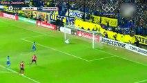 Gol de Tevez Boca 3-1 Cerro Porteño (Octavos, Copa Libertadores 2016)