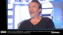 Salut les Terriens : Florent Pagny révèle son secret pour payer moins d'impôts (vidéo)