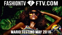 Mario Testino May 2016 Fashion Shoot Vogue Paris | FTV.com