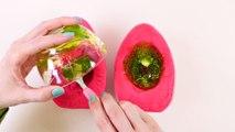 Huevo Sorpresa de Slime con Juguetes Hecho con Play Doh Tutorial DCTC