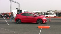 Honda Civic Type-R Vs. Honda Civic Type-R