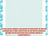Z5 sony xperia compact sony xperia z5/sony xperia z5 suncase premium étui à rabat (slim fit
