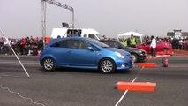 Opel Corsa OPC Vs. Opel Astra GSI