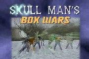 Skull Man's Box Wars battle 2 Evil Aliens attack park! (3/25/2007) low quality promo