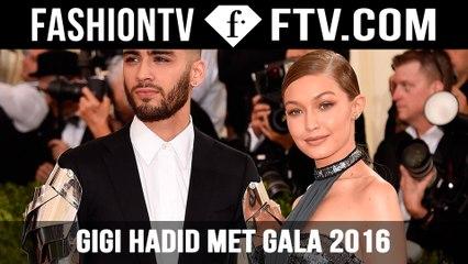 What Gigi Hadid Wore to 2016 Met Gala   FTV.com