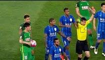 Alex Teixeira Red Card - Beijing Guoan 1-1 Jiangsu Suning - 08-05-2016