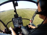 GoPRO: HelicopterPPL training - Flight 23 GoPro HD
