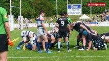 Rugby. Barrages d'accession à la Pro D2 : Vannes s'impose à Massy (32-31)