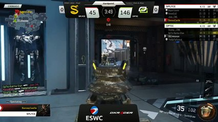 ESWC 2016 COD - Scump 6 kills in a row