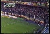Gol de Battaglia a Once Caldas (Boca 3-Once Caldas 1 24-08-2005)