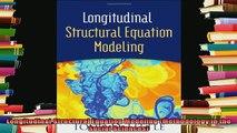 free pdf   Longitudinal Structural Equation Modeling Methodology in the Social Sciences