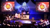 Calero vs Botta (Cuartos) - Red Bull Batalla de los Gallos 2016 España Regional Madrid