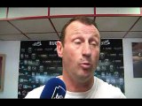 SITE OFFICIEL STADE MONTOIS RUGBY - INTERVIEW CHRISTOPHE LAUSSUCQ - US DAX vs STADE MONTOIS RUGBY