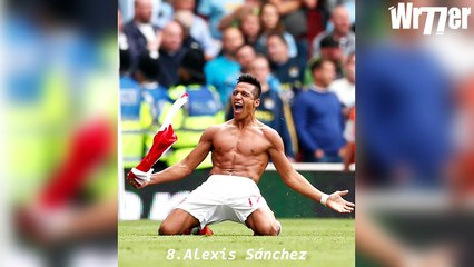 Top 10 Footballer Bodies   HD