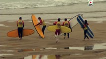 Biarritz: Surf magique petites vagues - Euskadi Surf TV