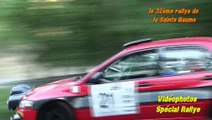 Le 32e Rallye de la Sainte Baume ES 1 Le Grand Caunet/ et au  Retour ES ES 4 ES 7 ES 10Les Bastides (HD)