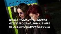 Sharon Osbourne dumps Ozzy amid claims he cheated