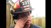 Emotional Fire Captain describes fighting the 'beast'