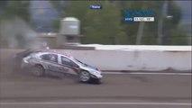 Manta Big Crash 2016 SuperTC2000 Mendoza Race 1