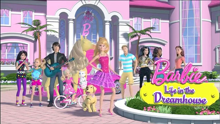 barbie Life in the Dreamhouse - El Encogedor