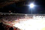"""Ερυθρός Αστέρας - Ολυμπιακός: Οι Σέρβοι τραγουδούν """"Είσαι στο μυαλό..."""""""