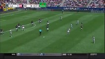 Giovani dos Santos Goal - LA Galaxy 2-0 New England Revolution - 08-05-2016 MLS