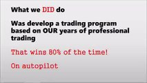 Forex Binary Options Trading Robot - Free Signals Automated Trading System