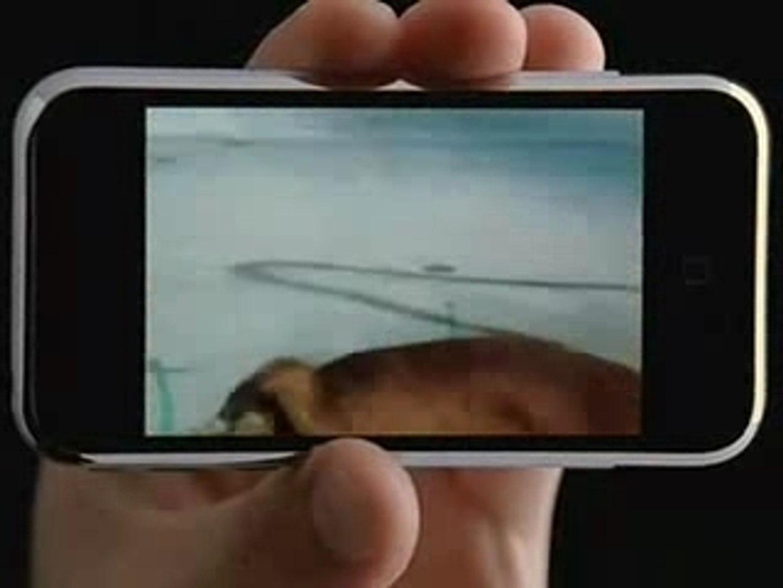iphone parody