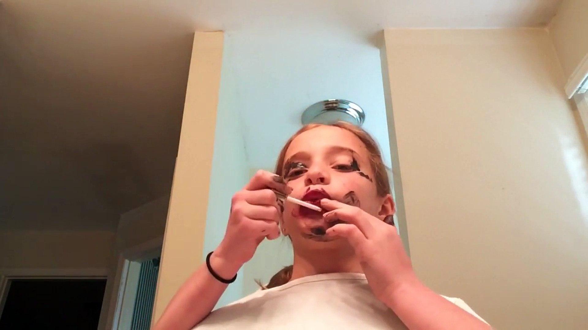 Not my hands makeup challenge