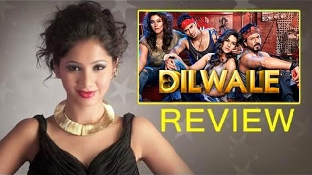 'Dilwale' Movie Review By Pankhurie Mulasi | Shahrukh Khan, Kajol, Varun Dhawan, Kriti Sanon