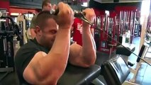 Motivation Bodybuilding The dream will become a reality Lazar Angelov arms workout 2015