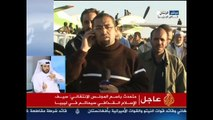 aljazeera news lybia 19 11 2011 عملية القبض على سيف الاسلام القذافي قناة الجزيرة